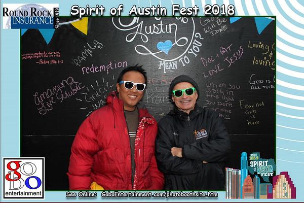 20181118 Spirit of Austin Fest