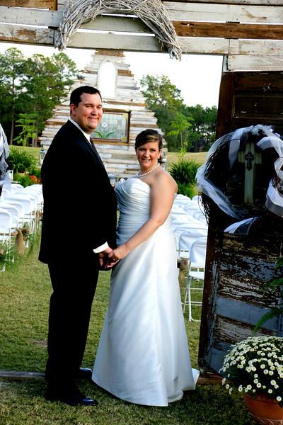 Callie Gordon and Lance Cramer Wedding-Albany, GA