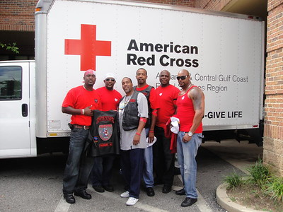 2009 Annual Blood Drive