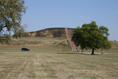 Cahokia Mounds, Illinois