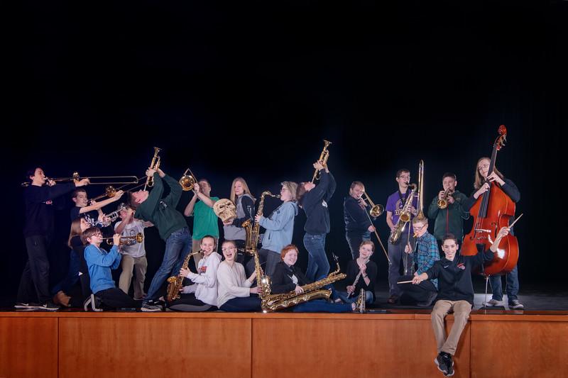 WBL Jazz Band 2019