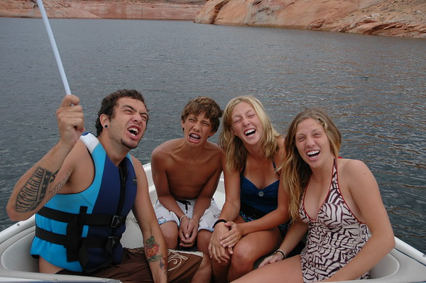 2009 Lake Powell Trip