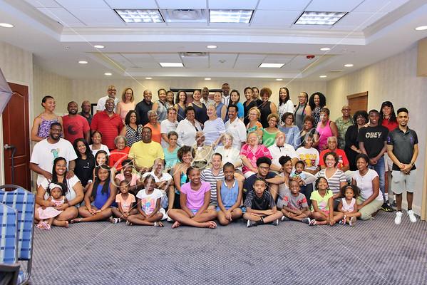 DDGC Family Reunion 7/29/2016