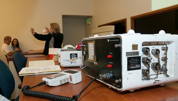 Farewell to the TI-4100!
