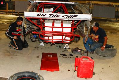 UMP DIRTcar Nationals, Eldora Speedway, Rossburg, OH, October 4, 2013