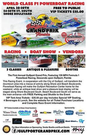 2017-04-29 Gulfport Formula 1 and Tri Hull Boat Races day 2