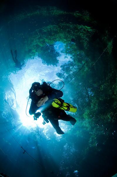 Rebreather Diving