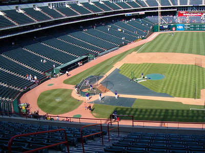 Ballpark in Arlington