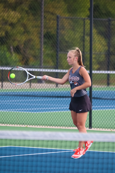 20181002 Varsity Tennis vs Willard (Districts)