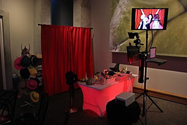 Booth Pics, Props, Memory Album