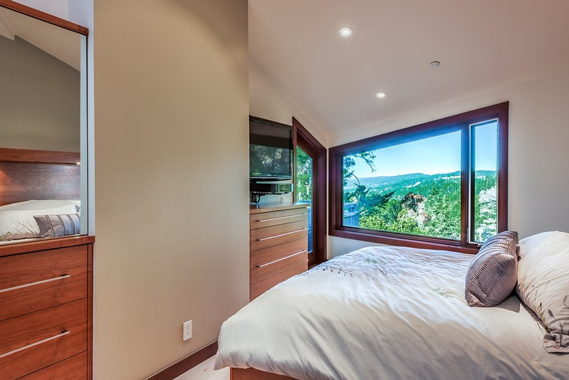 Master Bedroom North Coast View