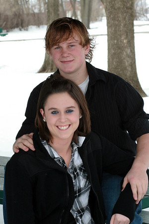Emily and Blake 2011