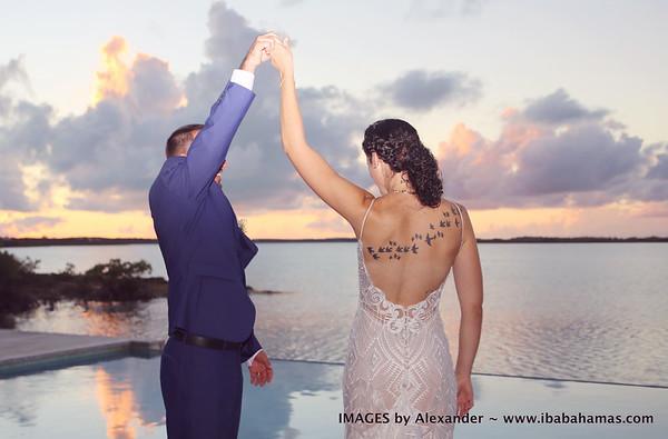 Katy & Joe | Wedding | Exuma, Bahamas