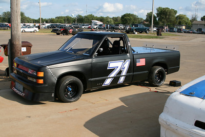 Aug-1st Pro4 Trucks/Short trackers races and more