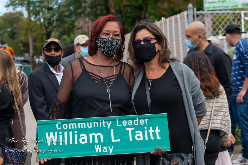 William L Taitt Street Renaming