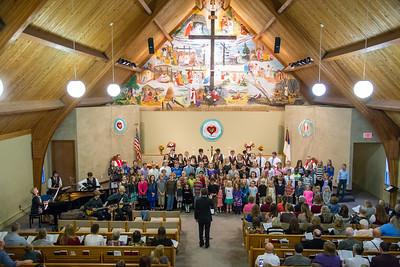 Area Reformation Service 11-1-15
