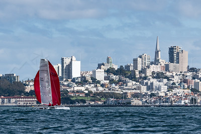 2018 Double Handed Farallones Race