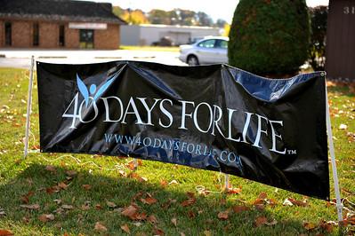 2012 40 Days of Life