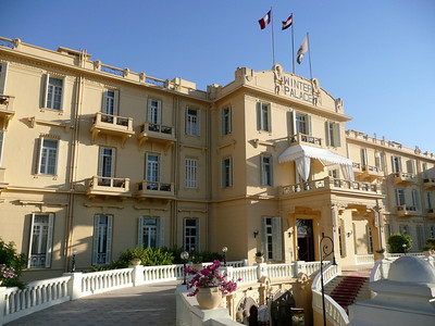 Luxor, Winter Palace Hotel (5 star)
