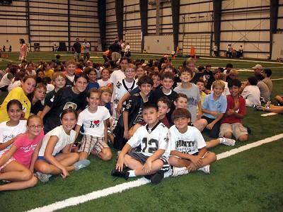 2007-08-20 Saints Training Camp