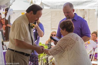 Carl and Doreen's wedding 08/12/17