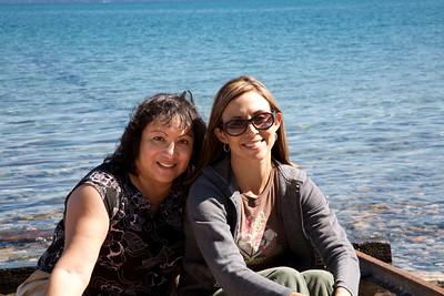 Lake Tahoe in October