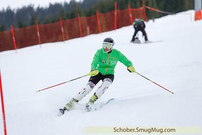 2015-02-22 Day 1 Day 3 Slalom training