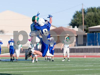 Freshman Football vs. Pleasanton