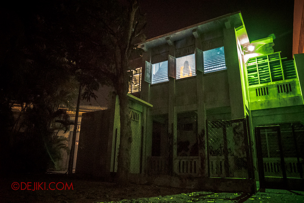 Halloween Horror Nights 6 Sneak Preview - Old Changi Hospital