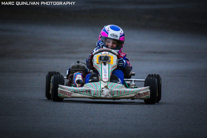 Leinster Karting Club - 2017/18 Winter Championship - Round 3