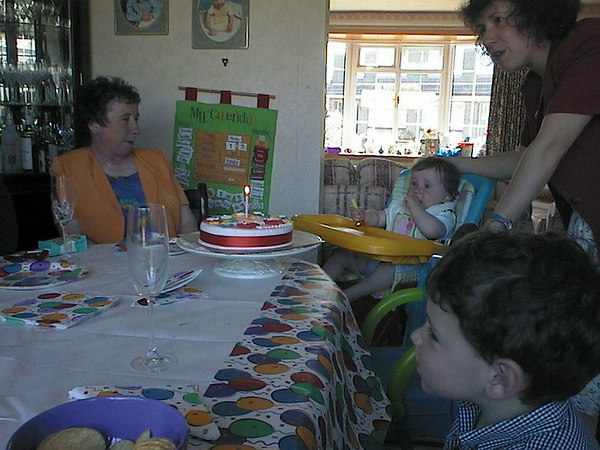 Rosie's - 1st Birthday