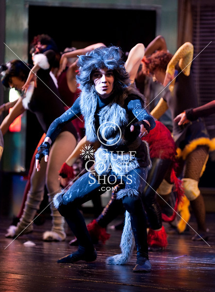 2010-04-07 Fine Arts - HITS CATS Dress Rehearsal - Highlights