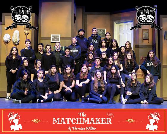Matchmaker Cast & Crew
