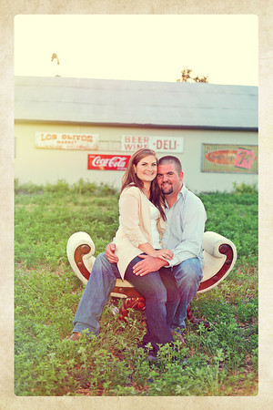 Adam & Kassie - Engagement