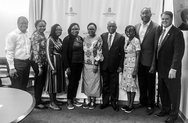 2019-05-20 - Nigerian Delegation Visit