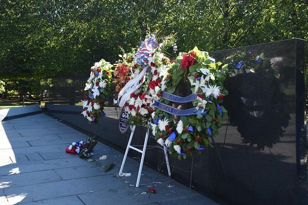 Korean War Memorial Oct 18