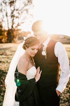 Ashlee + Michael Wedding