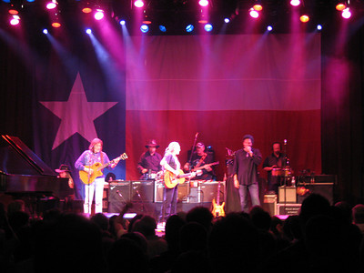 Willie Nelson & Family @ The Fillmore - April 15th, 2007