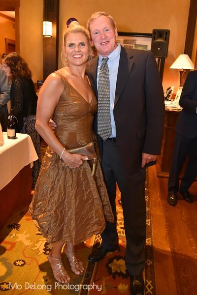 Susan and Keith Conroy