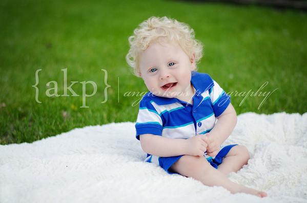 Evan 11 months