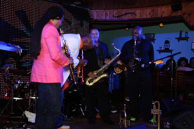 2013 Rehoboth Jazz Festival - Marion Meadows and Joey Sommerville