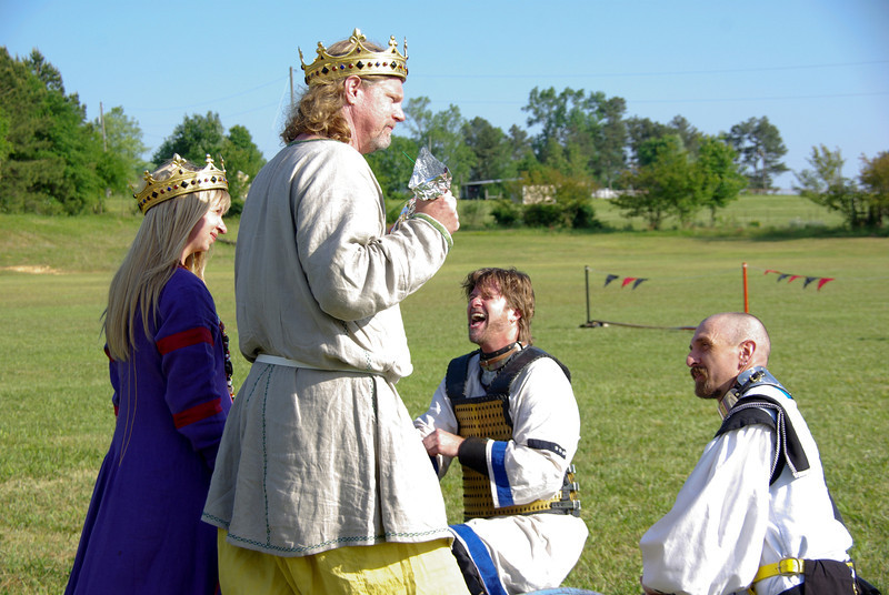 winners of the king and queen's prize tournament