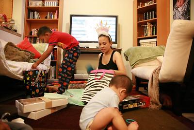 2008-08-19 Brandon's Mom's Birthday