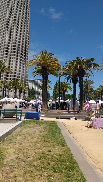 Bastille Day In The City By The Bay