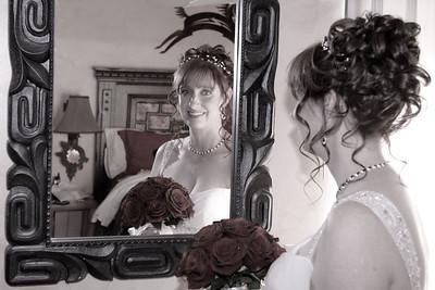 Dee and Robert's Wedding at Casa Sedona B & B