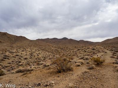 Death Valley NP - Ibex Peak 02-09-2021