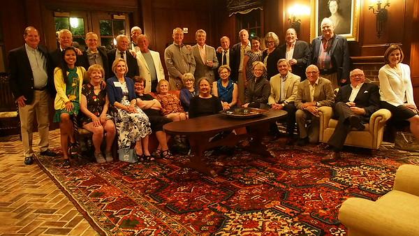 Christ School Class of '68 50th Reunion Gathering