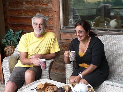 Besök hos KG 2007