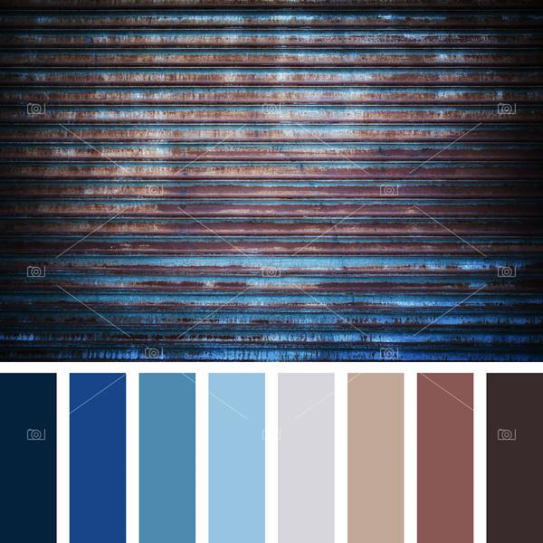 Square Format Colour Palettes