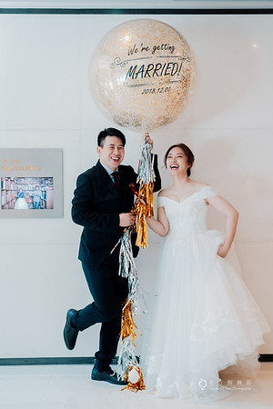James & Josephine @喜來登清翫廳 婚禮紀錄|婚攝